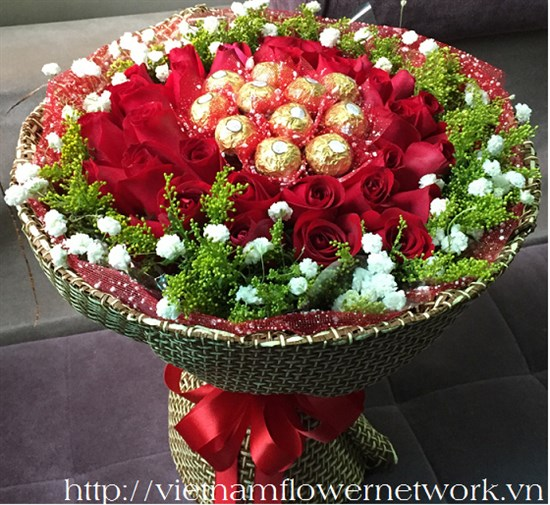 5 tips for ordering the best valentines day flowers in vietnam, Ideas