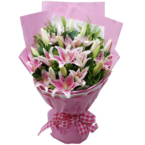To Nicest Get A Girl Flowers